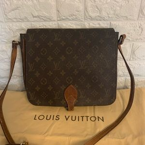 Auth Louis Vuitton Laptop bag